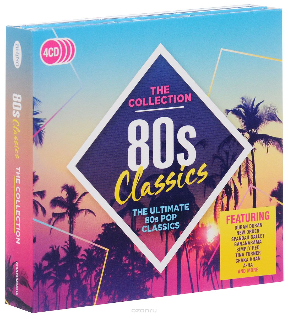 80s Classics. The Collection (4 CD)