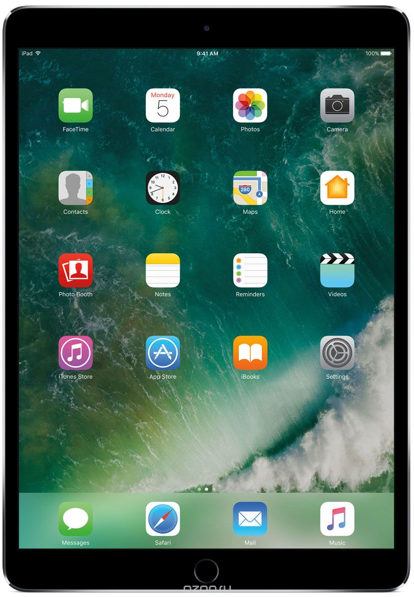 "Apple iPad Pro 10.5"" Wi-Fi 512GB, Space Grey"